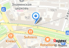 Компания «Земли России» на карте
