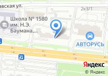 Компания «Чертаново-10» на карте