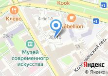 Компания «Храм Петра в бывшем Высоко-Петровском монастыре» на карте