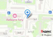 Компания «Дея» на карте