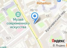 Компания «Экскурсионно-паломническая служба» на карте