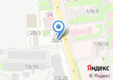 Компания «Институт паразитологии РАН» на карте