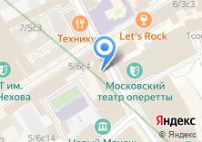 Компания «РуссРегион» на карте