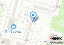 Компания «Управление Федеральной службы государственной регистрации кадастра и картографии по г. Москве» на карте