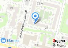 Компания «Строящийся жилой дом по ул. Пузакова» на карте