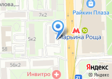 Компания «ПЕРВАЯ компьютерная помощь Москвы» на карте