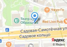 Компания «Шантимэль» на карте