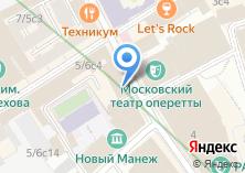 Компания «Адвокат Звягин С.П.» на карте