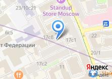 Компания «Московский Антифашистский Центр» на карте
