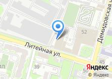 Компания «ТулЭлПром» на карте