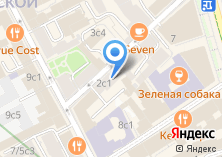 Компания «Ателье в Дмитровском переулке» на карте
