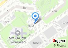 Компания «МПЦ Вектор - Юридическая консультация, помощь адвокатов и юристов» на карте