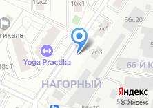 Компания «Варшавский» на карте
