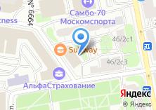 Компания «Текстильэкспо» на карте