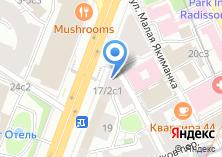 Компания «Новая Недвижимость» на карте