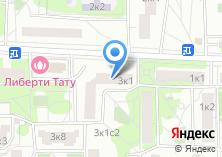 Компания «Ладушки» на карте