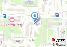 Компания «Болотниковская 3-1» на карте