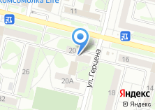 Компания «Mon-Atelier» на карте