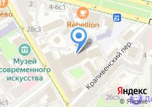 Компания «Трапезная» на карте