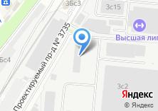Компания «Памир Альянс» на карте