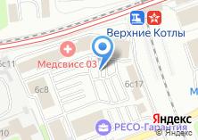 Компания «РЕСО-Гарантия страховая компания» на карте