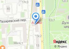 Компания «ПРОМОСТОЙКАРФ» на карте