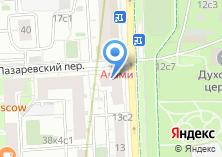 Компания «Престо» на карте