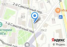 Компания «Гаражно-строительный кооператив №2» на карте