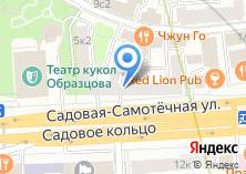 Компания «Moscowgadget» на карте