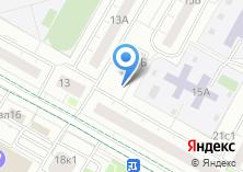 Компания «Автостоянка №55» на карте