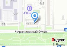 Компания «Вгорошек» на карте