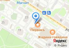 Компания «Студия маникюра Оксаны Калугиной» на карте
