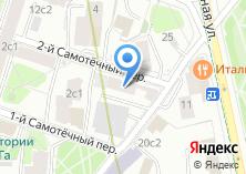Компания «Краузе-Системс» на карте