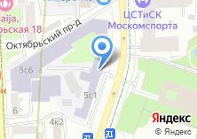 Компания «Специальное машиностроение и металлургия» на карте