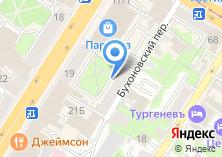 Компания «iDoor» на карте
