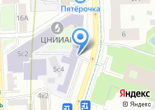 Компания «Лоджек» на карте