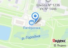 Компания «Apex» на карте