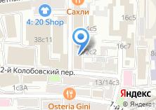 Компания «Balagan.ru» на карте