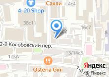 Компания «YKproject» на карте