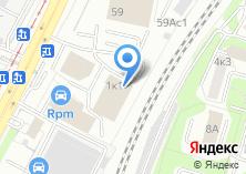 Компания «Геополис» на карте