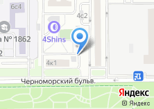 Компания «Оргстройинвест» на карте