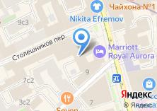 Компания «Biletico.ru» на карте