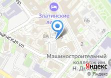 Компания «Р.О.С. Эксперт» на карте