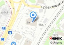 Компания «Стардог!s сеть кафе быстрого питания» на карте