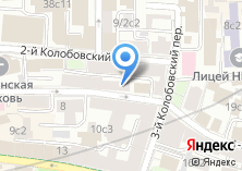 Компания «Мебельхантер.ру» на карте