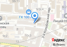 Компания «Минеральные ресурсы России. Экономика и управление» на карте