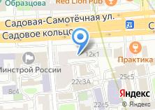 Компания «Проф медицина» на карте