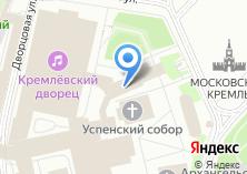 Компания «Патриаршие палаты» на карте