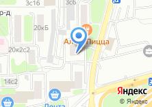 Компания «Жизненная сила» на карте