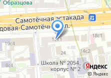 Компания «Mirabridge» на карте